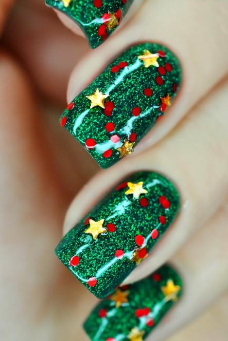 Creativas ideas para decorar tus uñas esta Navidad | Instituto ...