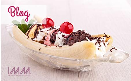 ¡Hoy es día mundial del banana Split! Conoce sus beneficios