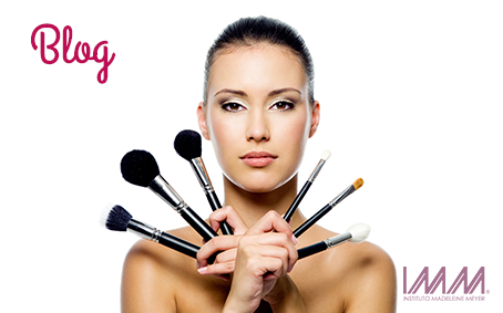 ¿Sabes para que sirve cada brocha de maquillaje?