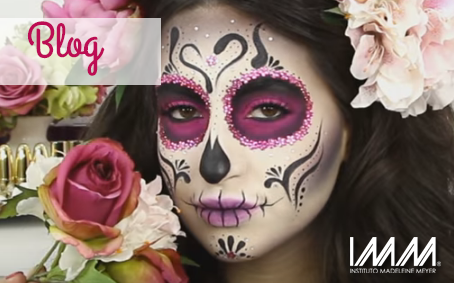 Tutorial maquíllate como catrina
