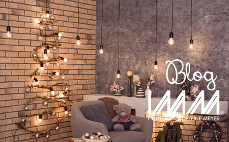 Árboles de Navidad para espacios pequeños